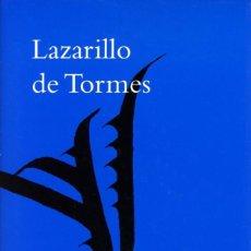 Libros: LAZARILLO DE TORMES . Lote 194984210