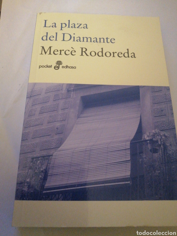Libros: La plaza del diamante de Merce Rodoreda - Foto 1 - 195041972