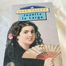 Libros: JUANITA LA LARGA. Lote 195402637