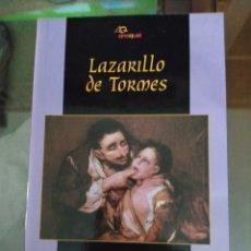Libri: LAZARILLO DE TORMES.. Lote 195759726