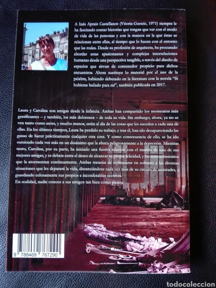 Libros: Inés Apraiz Castellanos La nieve bajo los tejados. Libro nuevo - Foto 2 - 198116826