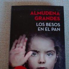 Libros: LOS BESOS EN EL PAN. ALMUDENA GRANDES. MAXI TUSQUETS. EDICIÓN LIMITADA. LIBRO NUEVO. Lote 198305938