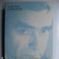 Livres: LIBRO ALDECOA CUENTOS COMPLETOS - ED. ALFAGUARA - IGNACIO ALDECOA . Lote 199919458