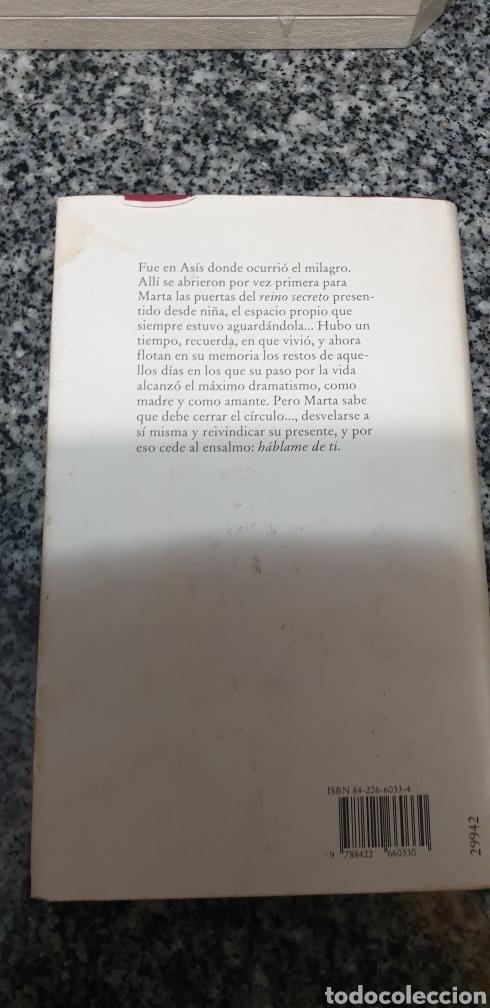 Libros: Háblame de ti. Fernando G. delgado - Foto 2 - 200086657