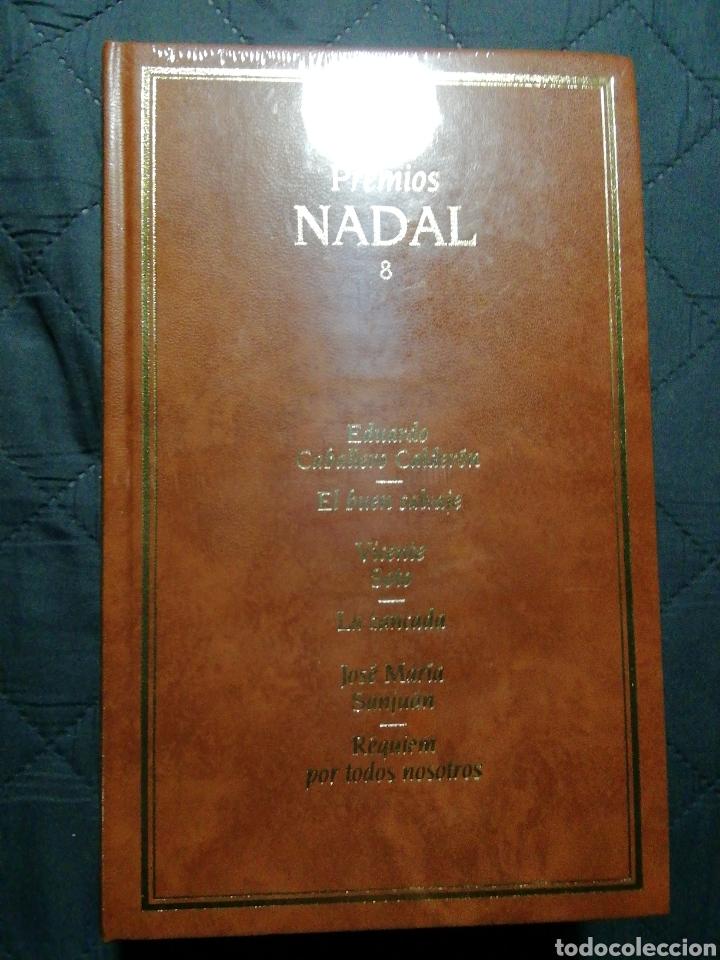 NUEVO EN EL PLÁSTICO! PREMIOS NADAL 8. EDUARDO CABALLERO CALDERÓN. VICENTE SOTO. JOSÉ MARIA SANJUAN (Libros Nuevos - Narrativa - Literatura Española)