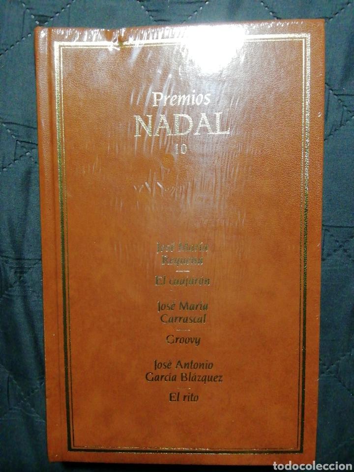NUEVO EN EL PLÁSTICO! PREMIOS NADAL 10. JOSÉ MARIA REQUENA J MARIA CARRASCAL. JOSÉ ANTONIO GARCÍA (Libros Nuevos - Narrativa - Literatura Española)