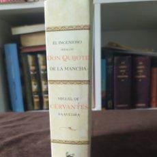 Libros: EL INGENIOSO HIDALGO DON QUIJOTE DE LA MANCHA.ESPASA CALPE.. Lote 202109525