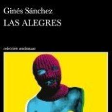 Libros: LAS ALEGRES. Lote 205651262