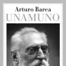 Libros: UNAMUNO. Lote 205651290