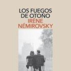 Libros: LOS FUEGOS DE OTOÑO. Lote 205688176