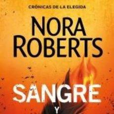 Libros: SANGRE Y HUESO (CRÓNICAS DE LA ELEGIDA 2). Lote 205760338