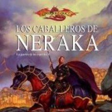 Libros: LOS CABALLEROS DE NERAKA.TIMUNMAS.. Lote 205844243