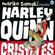 Libros: HARLEY QUINN: CRISTALES ROTOS. Lote 206774950