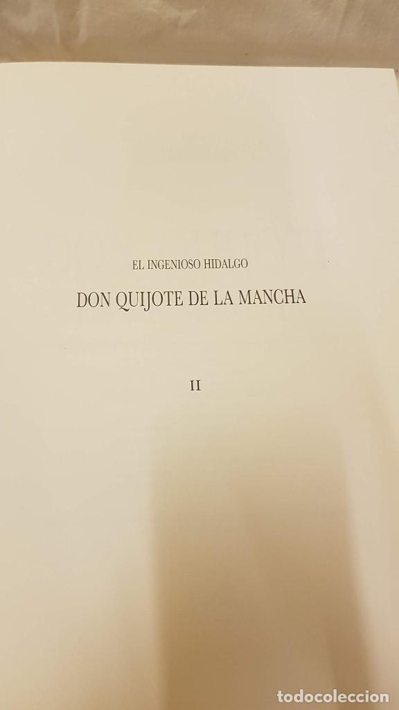 Libros: DON QUIJOTE DE LA MANCHA ,MIGUEL DE CERVANTES - Foto 5 - 206920992