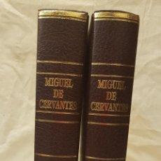 Libros: DON QUIJOTE DE LA MANCHA ,MIGUEL DE CERVANTES. Lote 206920992