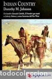 INDIAN COUNTRY (REED.) (Libros Nuevos - Narrativa - Literatura Española)
