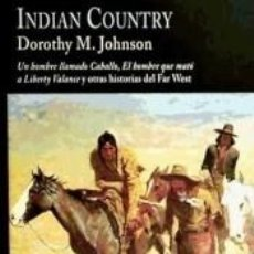 Libros: INDIAN COUNTRY (REED.). Lote 206966786