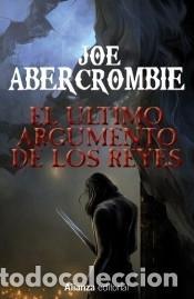 EL ÚLTIMO ARGUMENTO DE LOS REYES (Libros Nuevos - Narrativa - Literatura Española)