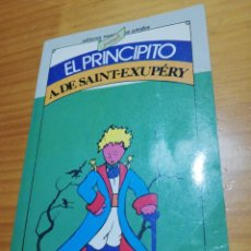 Libros: LIBRO EL PRINCIPIO DE A. DE SAINT EXUPERY. Lote 207443010