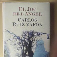 Libros: EL JOC DE L' ANGEL CARLOS RUIZ ZAFON. Lote 208864685