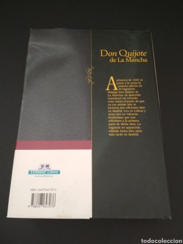 Libros: Don Quijote de la Mancha - Foto 4 - 209414727