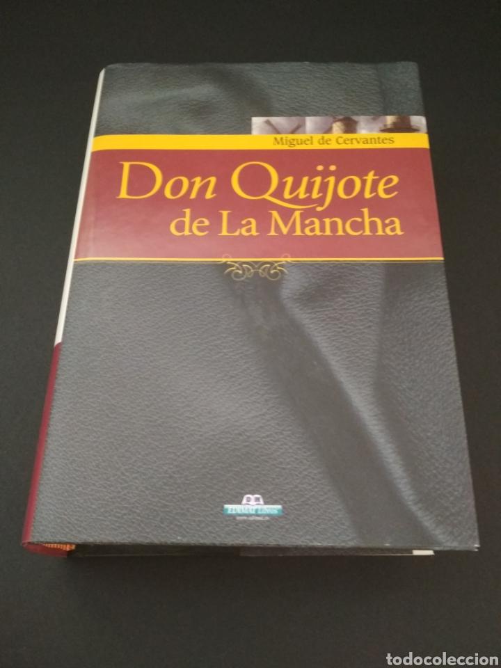 DON QUIJOTE DE LA MANCHA (Libros Nuevos - Narrativa - Literatura Española)