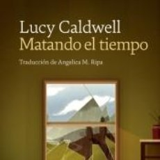 Libros: MATANDO EL TIEMPO. Lote 210552256