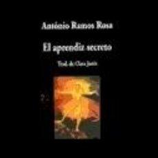 Libros: EL APRENDIZ SECRETO. Lote 210624213