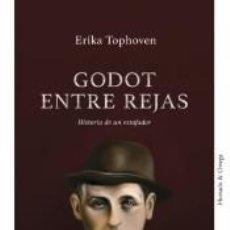 Libros: GODOT ENTRE REJAS. Lote 210635096