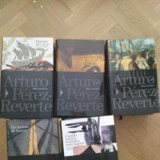Libros: ARTURO PEREZ REVERTE - COLECCION COMPLETA EL PAIS - 23 TÍTULOS. Lote 210840179