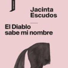 Libros: EL DIABLO SABE MI NOMBRE. Lote 211275195