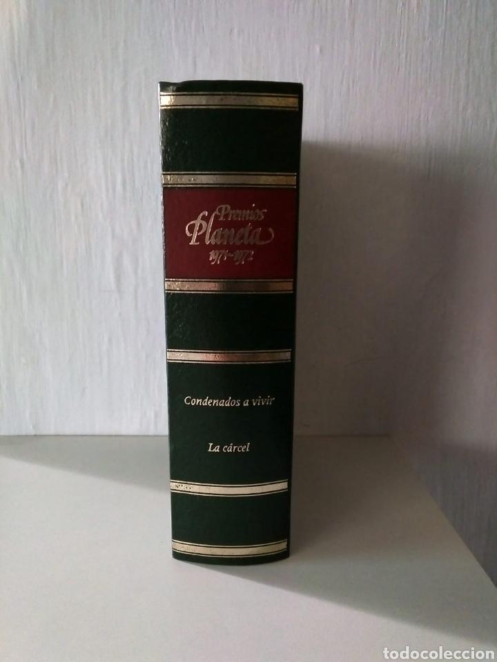 Libros: Premios Planeta 1971-1972 J. M. Gironella, J. Zárate - Foto 2 - 211411006