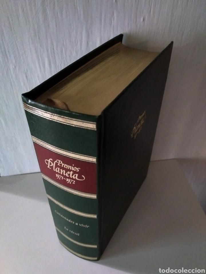 Libros: Premios Planeta 1971-1972 J. M. Gironella, J. Zárate - Foto 3 - 211411006