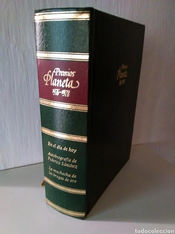 PREMIOS PLANETA 1976-1978 J. TORBADO, J. SEMPRÚN, J. MARSÉ (Libros Nuevos - Narrativa - Literatura Española)