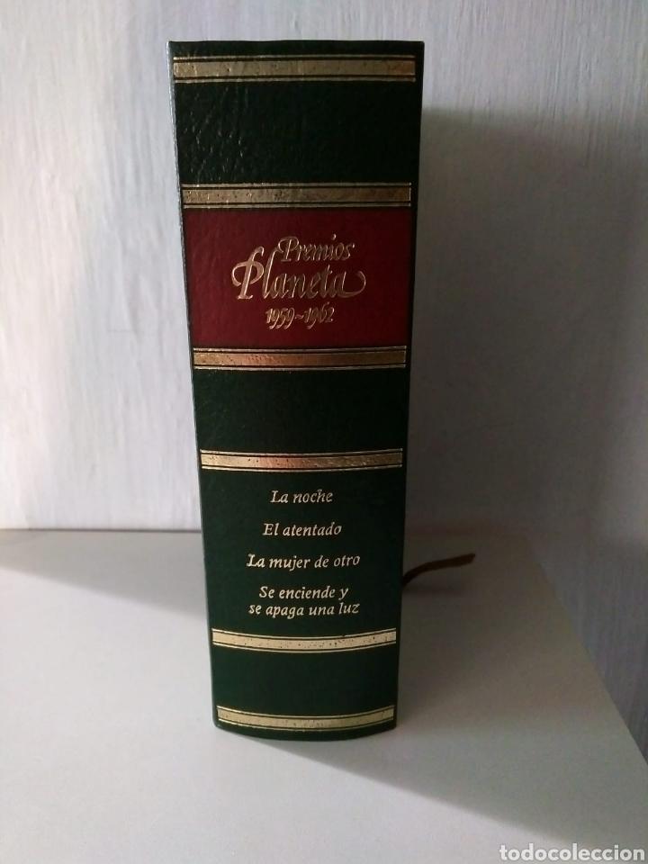 Libros: Premios Planeta 1959-1962 A. Bosch, T. Salvador, T. Luca de Tena, A. Vázquez - Foto 2 - 211417855
