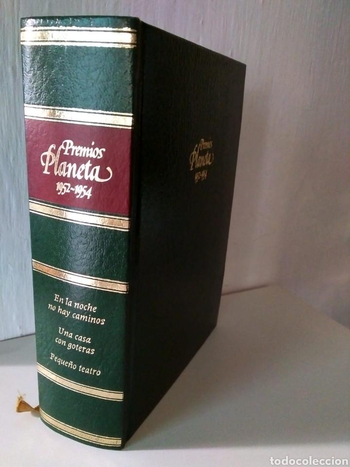 PREMIOS PLANETA 1952-1954 J. J. MIRA, S. LORÉN, A. M. MATUTE (Libros Nuevos - Narrativa - Literatura Española)