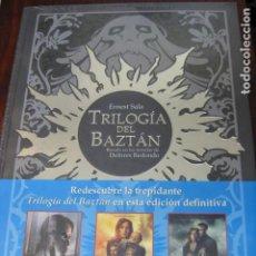 Libros: LIBRO - TRILOGIA DEL BAZTAN NOVELA GRAFICA DOLORES REDONDO - ERNEST SALA - ED. PLANETA - NUEVO. Lote 211420996