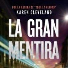 Libros: LA GRAN MENTIRA. Lote 211778478