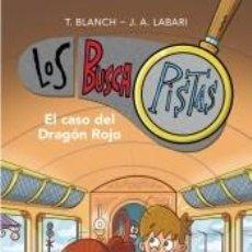 Libros: EL CASO DEL DRAGÓN ROJO (SERIE LOS BUSCAPISTAS 11). Lote 211802881