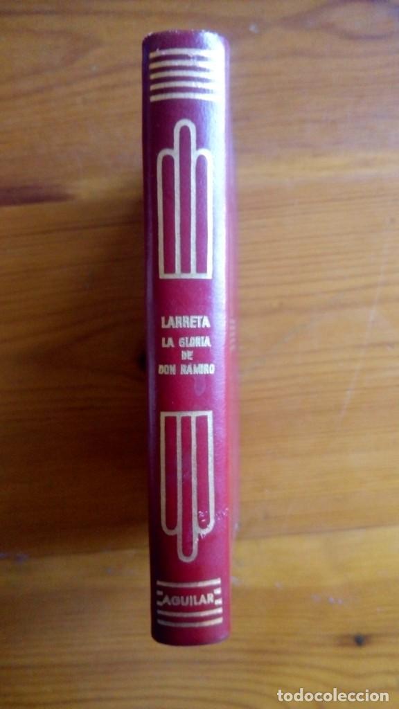 """""""LA GLORIA DE DON RAMIRO"""", ENRIQUE LARRETA.. EDIT.: AGUILAR. (Libros Nuevos - Narrativa - Literatura Española)"""