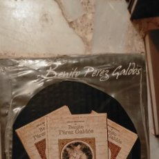 Libros: COLECCIÓN BENITO PEREZ GALDOS. OBRAS ESCOGIDAS.EDIT. RUEDA. NUEVOS, PRECINTADOS.. Lote 214942412