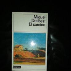 Livros: EL CAMINO, MIGUEL DELIBES. Lote 215078685