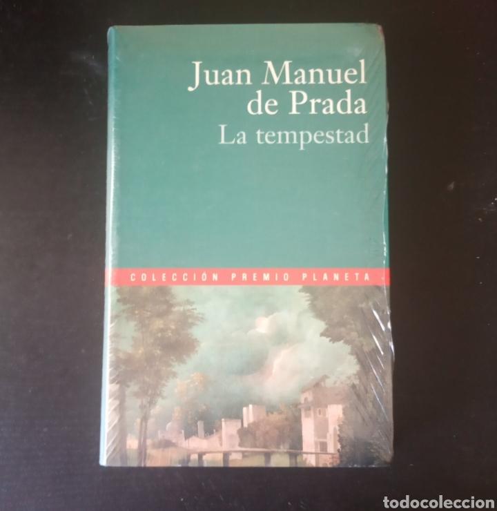 LA TEMPESTAD, JUAN MANUEL DE PRADA. COLECCIÓN PREMIO PLANETA 2000 (Libros Nuevos - Narrativa - Literatura Española)