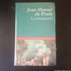 Libros: LA TEMPESTAD, JUAN MANUEL DE PRADA. COLECCIÓN PREMIO PLANETA 2000. Lote 215203398