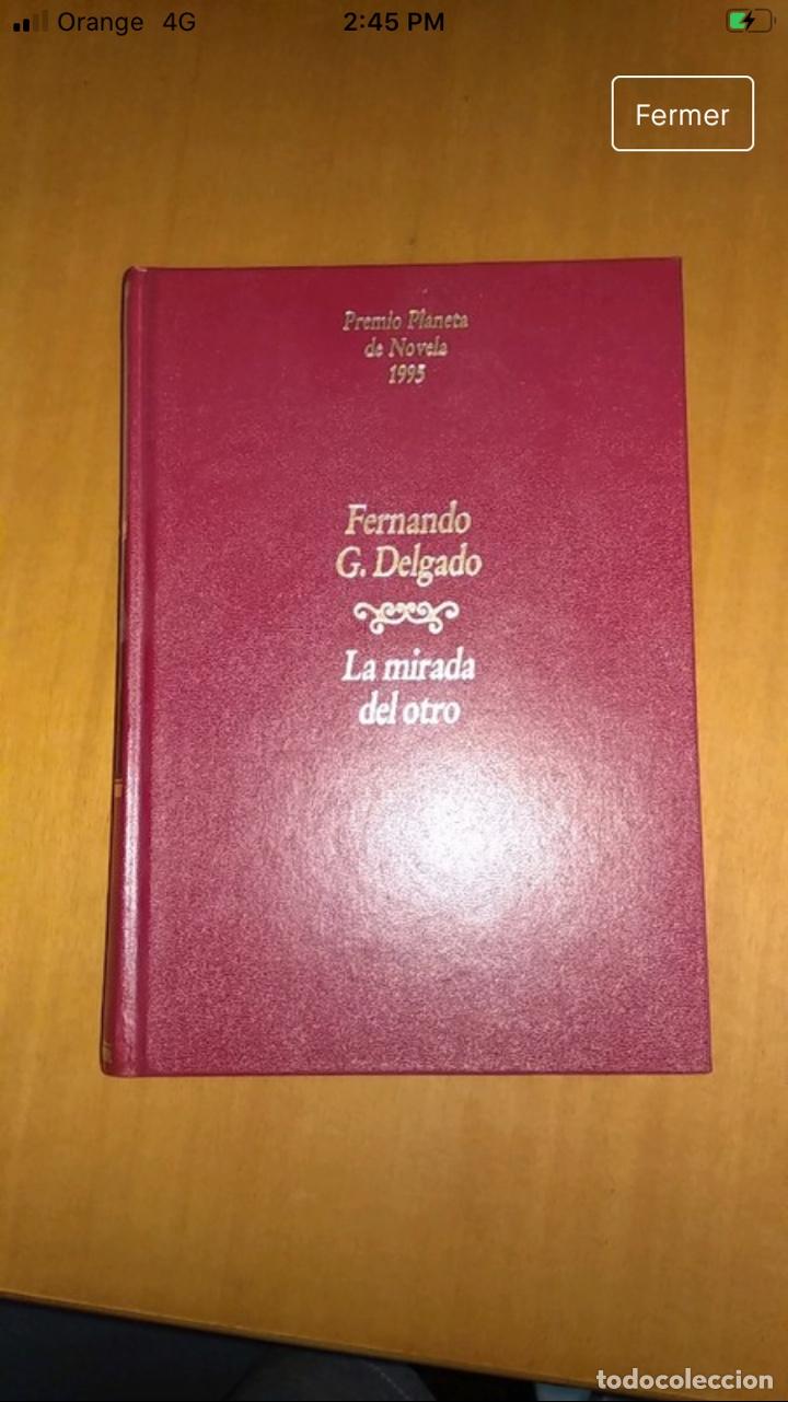 """LIBRO """"LA MIRADA DEL OTRO"""" (Libros Nuevos - Narrativa - Literatura Española)"""