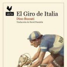 Libros: EL GIRO DE ITALIA. Lote 217879890