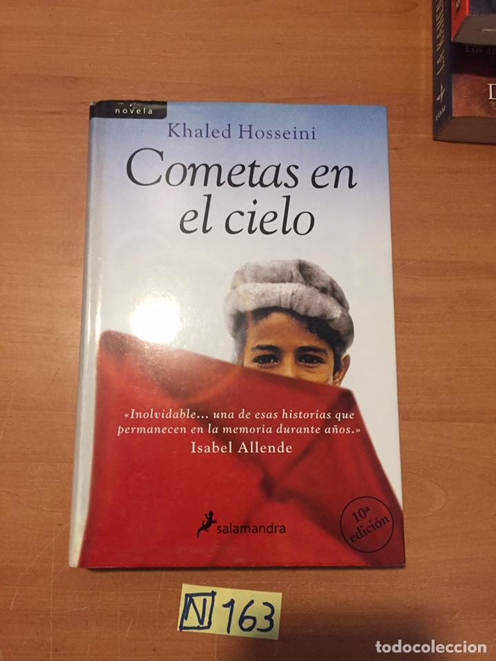 COMETAS EN E CIELO (Libros Nuevos - Narrativa - Literatura Española)