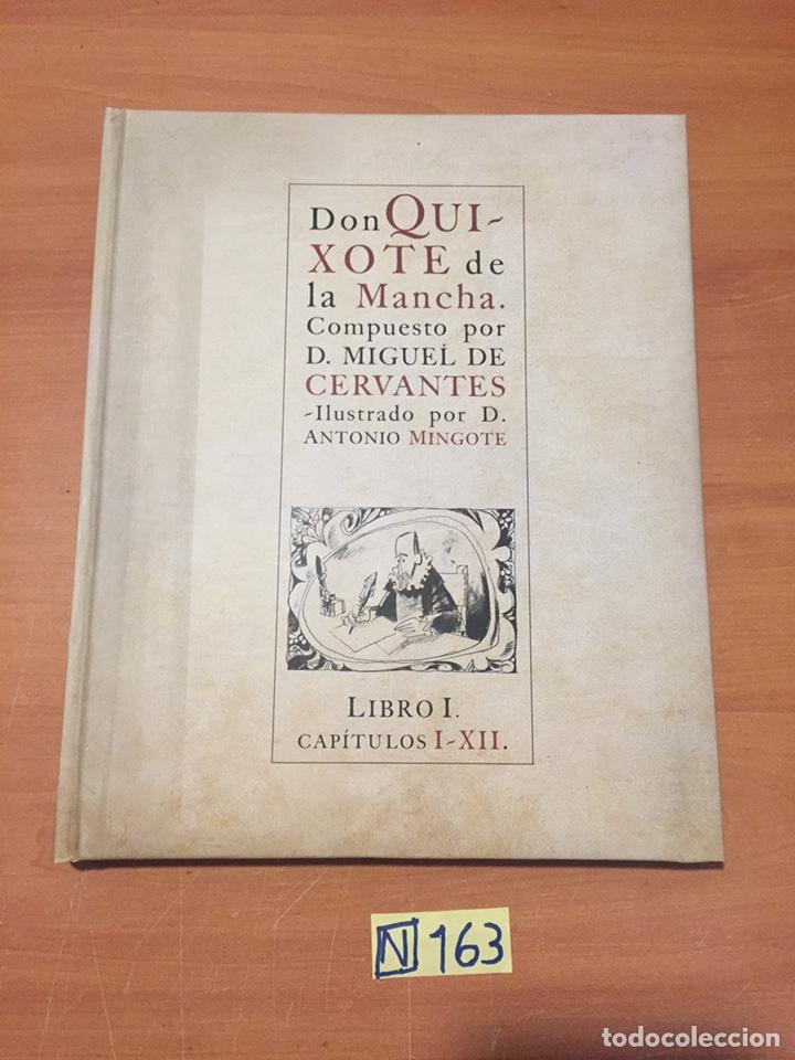 QUIJOTE DE LA MANCHA (Libros Nuevos - Narrativa - Literatura Española)