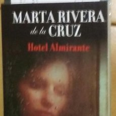 Libros: LIBRO HOTEL ALMIRANTE.NUEVO. Lote 219021460