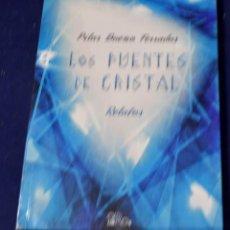 Libros: LOS PUENTES DE CRISTAL - PILAR BUENO FERRADAS. Lote 219437703